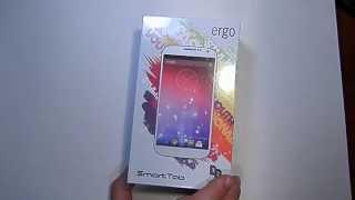 Обзор телефона Ergo SmartTab 3G 5.0