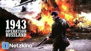1943 - Operation Russland (Action, ganzer Film, deutsch) *ganze filme legal auf youtube sehen*