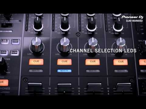 Pioneer DJ DJM-900NXS2 Official Introduction