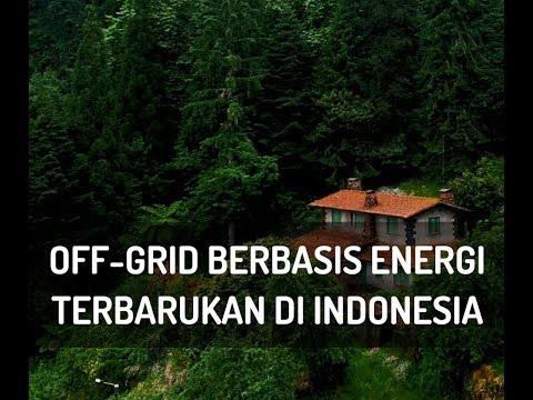 Teaser Webinar 15 - Off-grid Berbasis Energi Terbarukan di Indonesia