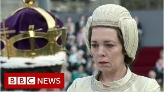 Behind the scenes of The Crown Season 3 - BBC News