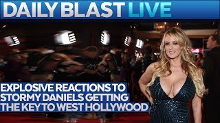 West Hollywood Announces Stormy Daniels Day