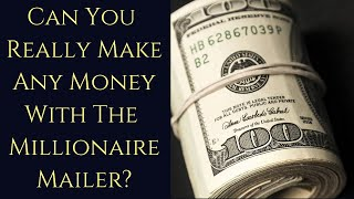 THE MILLIONAIRE MAILER - So Does Mail Order Really Work?   #FACTS