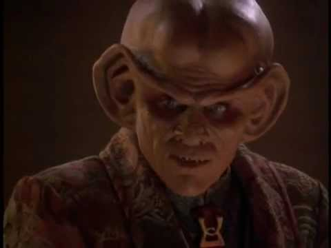 "DS9 Quark ""The line has to be drawn here!"" (The Dogs of War)"