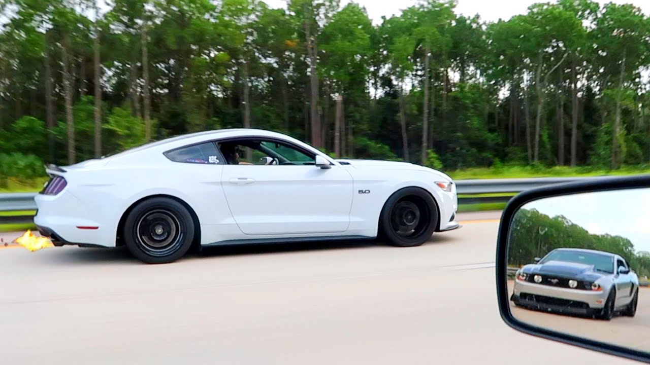 LOUDEST Mustang in Florida! *Louder than Straight Pipe!*