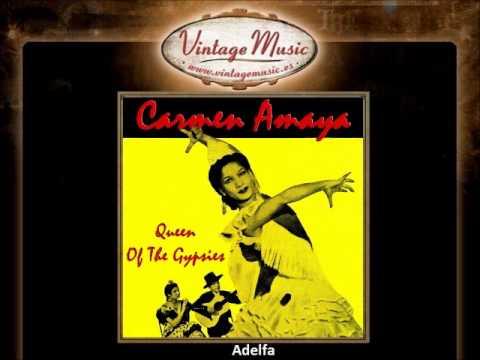Carmen Amaya - Adelfa (VintageMusic.es)