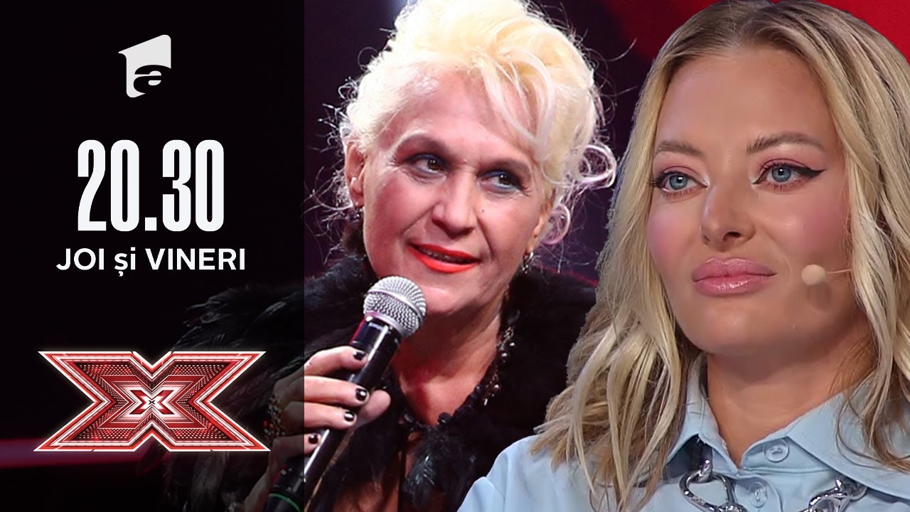 """Super show la X Factor! Silvia Mitrache i-a ridicat în picioare pe jurați cu piesa """"The Best"""""""