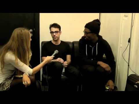 Sophie Eggleton Interviews The Knocks Part 1