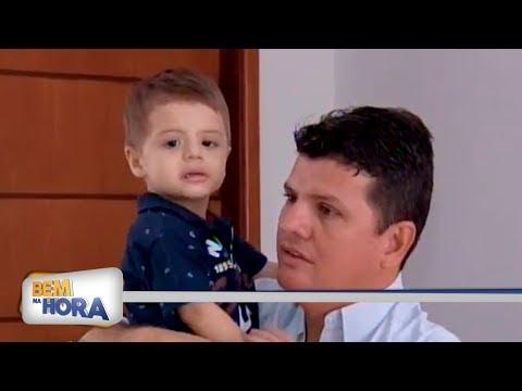 Caso Matheus: Pais fazem apelo para salvar vida de criança