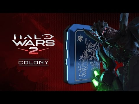 Halo Wars 2 Colony Launch Trailer