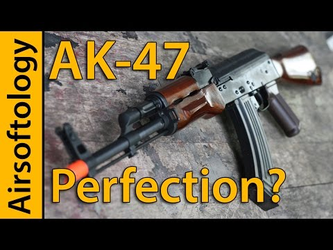 E&L AK-47 Review: The Best Looking Airsoft Kalashnikov Yet?   Airsoftology