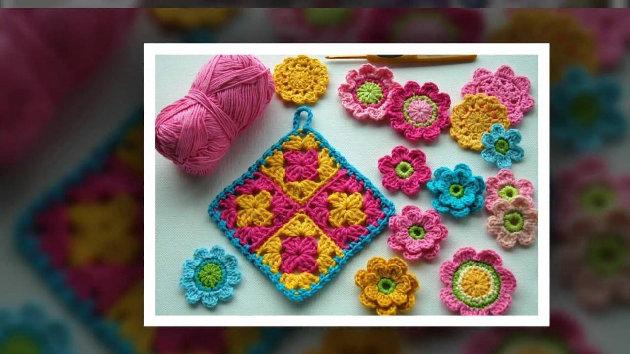 Crochet Pattern For Granny Ripple Afghan Youtube