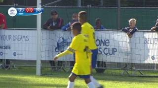 Germany vs Brazil - 1/2 Final - Highlight - Danone Nations Cup 2016
