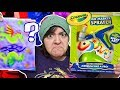 DON'T BUY? 8 REASONS WHY CRAYOLA AIR BRUSH SPRAY KIT is NOT worth it SaltEcrafter #54