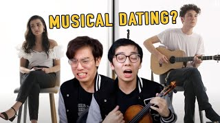Classical Musicians React to Musician Blind Date Video