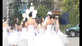 Парад невест в Арзамасе