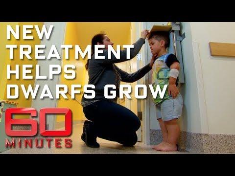 Revolutionary Treatment Helps Dwarfs Grow | 60 Minutes Australia