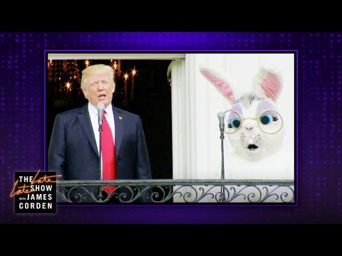 Thumbnail: The White House Easter Bunny Said it All