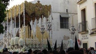 Virgen de Gracia y Esperanza por la pila del pato 2014 HD
