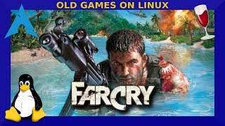Old Games on Linux: Far Cry | Wine