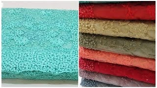 Latest Tussar Silk Saree Collection | Soft Silk Saree Collection