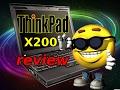 REVIEW: Thinkpad X200 (durable beast, less than $100)