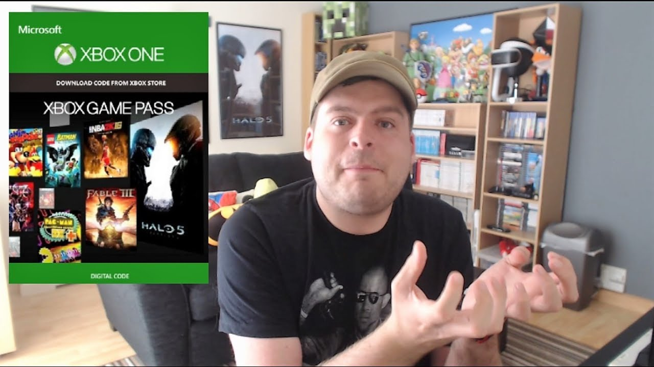 Vlog (469) Xbox Game Pass Y U NO Gift Cards