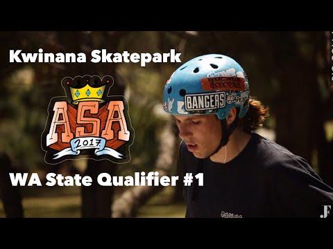 Kwinana Skatepark | ASA WA State Qualifier | 2017