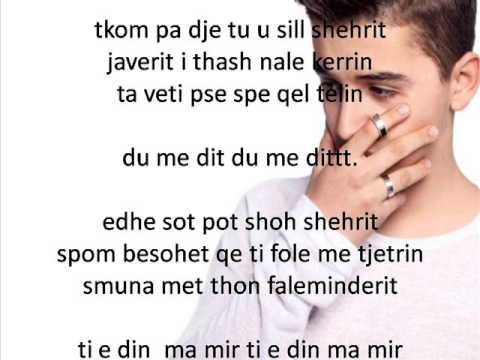 Download Endri - Thirrem (Official lyrics Video)