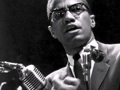 Malcolm X - Being Black Immediate Mutual Consensus - YouTube