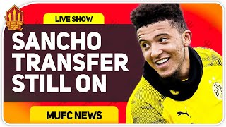 Sancho Transfer Still On! Maguire Released! Man Utd Transfer News