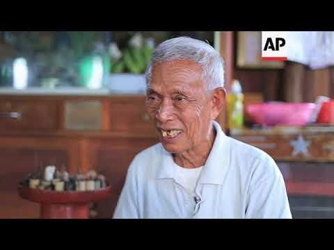 Spiritual tattooist keeps traditional going in northern Myanmar