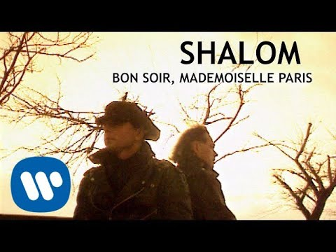 Shalom - Bon soir, mademoiselle Paris (Official video)