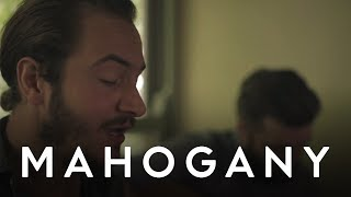 Editors - The Phonebook | Mahogany Session