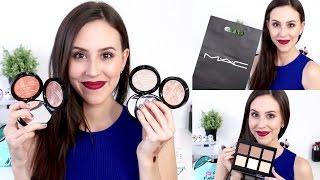Makeup Haul 2015 - MAC, Anastasia Beverly Hills, Illamasqua