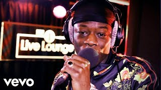 J Hus - 21 Questions (50 Cent cover) in the Live Lounge
