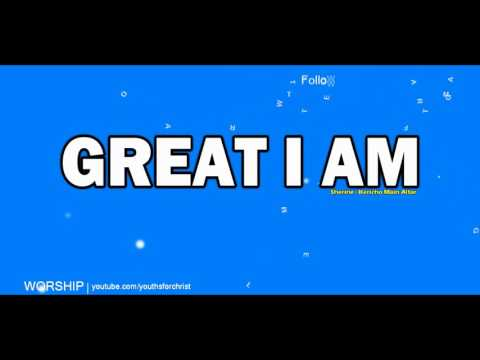 GREAT I AM (Prospa Ochimana COVER SONG)