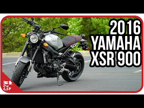 2016 Yamaha XSR 900 | First Ride