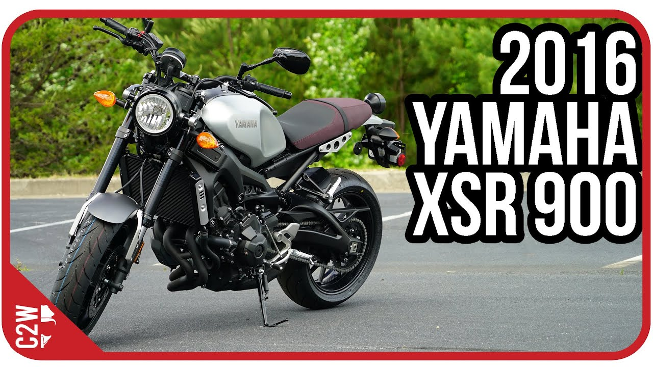 2016 yamaha xsr 900 first ride youtube. Black Bedroom Furniture Sets. Home Design Ideas