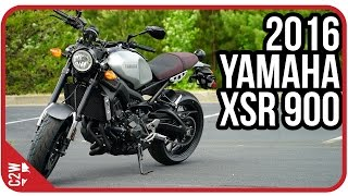 2016 Yamaha XSR 900 | First Ride