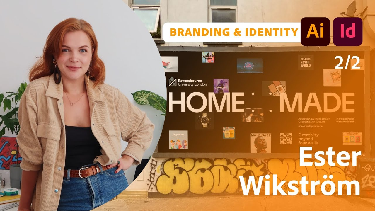 How to Brand Yourself with Ester Wikström - 2 of 2