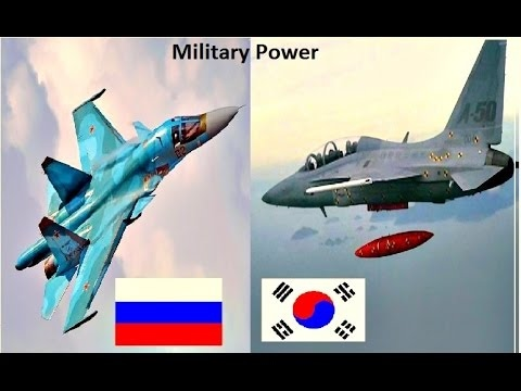 New Korean FA 50 vs Russian SU 34 Which is Best....? Comments Your Opinion