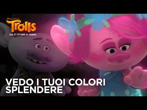 Vedo i tuoi colori splendere  20th Century Fox HD  Trolls è al cinema!