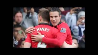 Chris Smalling Goal - Manchester United Vs Hull City 1 0 Premier League 2014