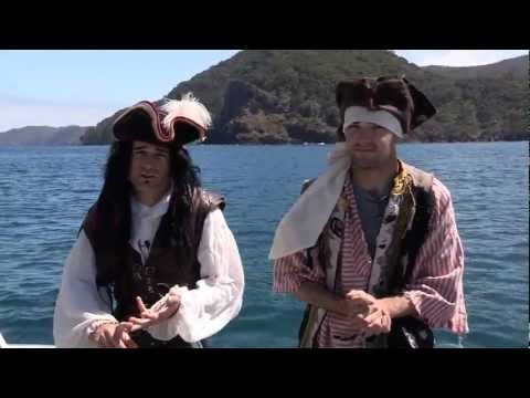 Milwaukee Fishing and Adventure Ep #6 - Pirates of the Barrier Island Part #1