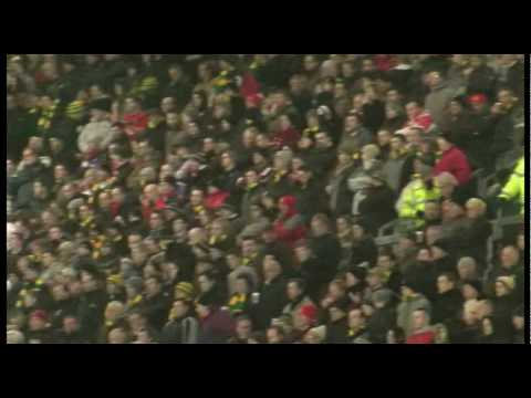 Green and Gold Protest Scarves - YouTube
