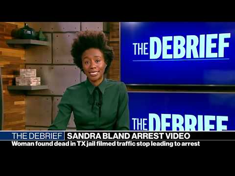 Cell Phone Video Shows Sandra Bland's Arrest From Her Perspective