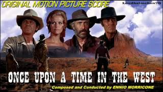 ONCE UPON A TIME IN THE WEST Soundtrack Score Suite Ennio Morricone   YouTube