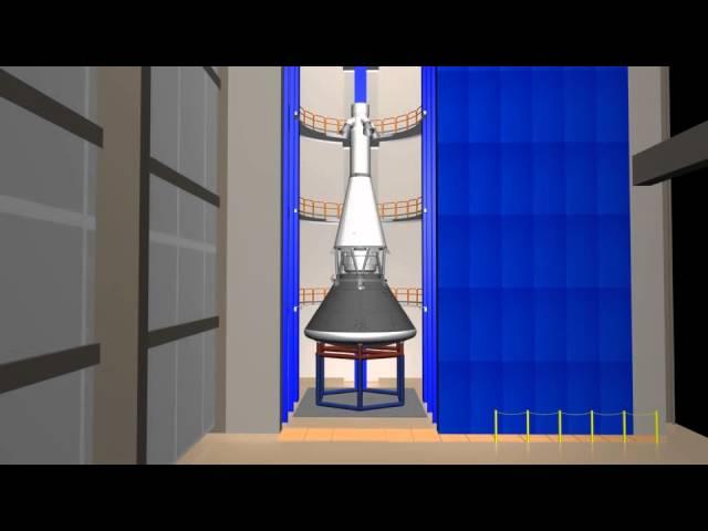 Orion MPCV Testing at the Lockheed Martin Facility in Colorado