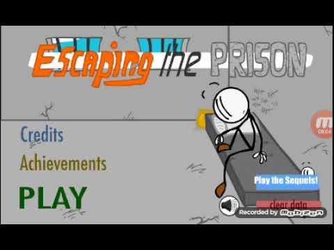 Побег из тюрьмы игра